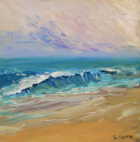 George Heath Title: Breakers at OBX