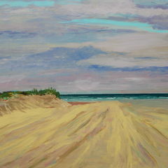 George Heath Title: Ocracoke Island