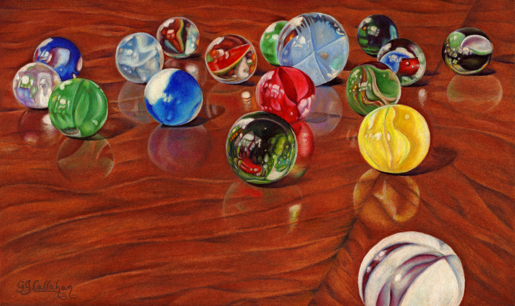 Tabletop Marbles