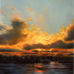 Berryman, Gulay Title: James River Sunset (Ancarrow's Landing)