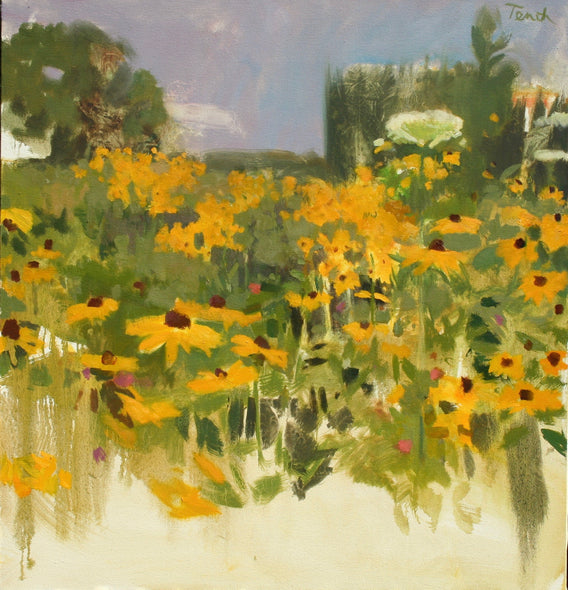Hal Tench Title: Susans and Lace