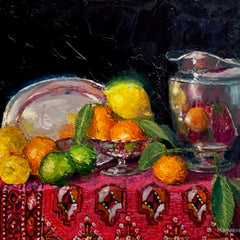 Haubenstock, Mike Title: Citrus and Silver