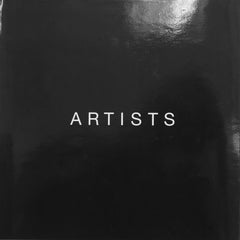 "Photographer John Henley,   Book Entitled ""Artists"""