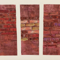 Hodges, Jan Title: Three Doorways: Brick Study
