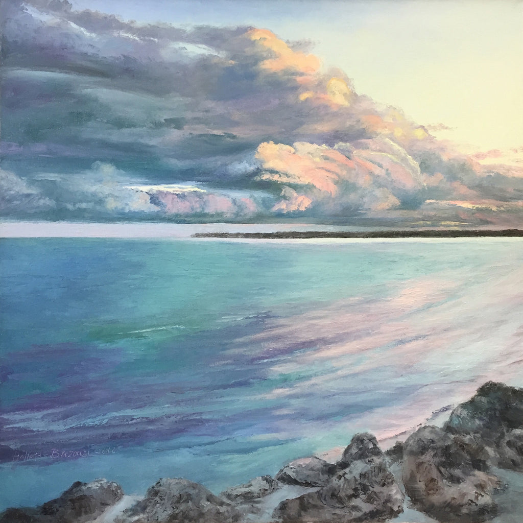 Linda Hollett-Bazouzi Title: Impossible Key West