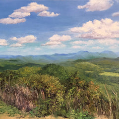 Linda Hollett-Bazouzi Title: View of Shenandoah Valley II