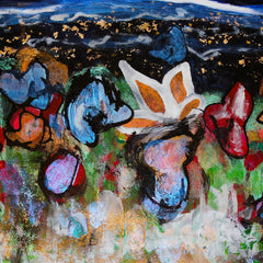 Alice Husak Title: Starry Flora