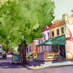 Marti Franks  Title:Cary St. Cafe