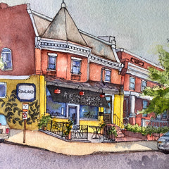 Marti Franks Title: Rowland's on Main Street