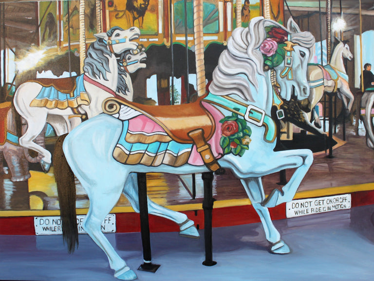 Clinton Helms Title: The Carousel II
