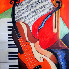 James Bassfield Title: See The Music