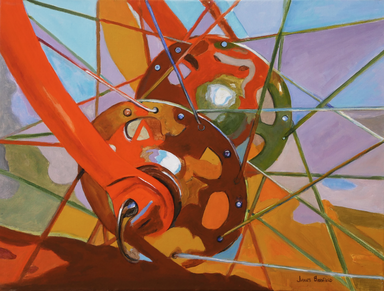 James Bassfield Title: Spokes
