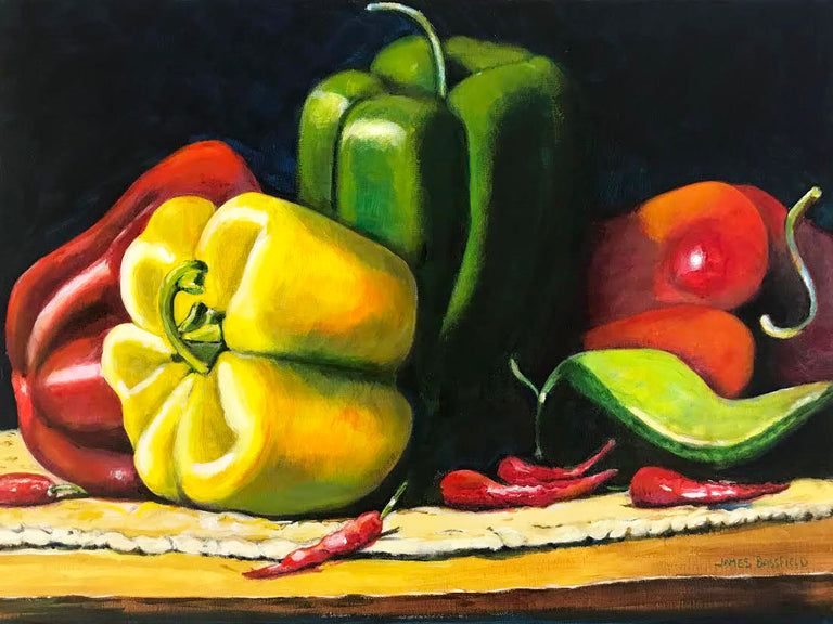 James Bassfield Title: Peppers