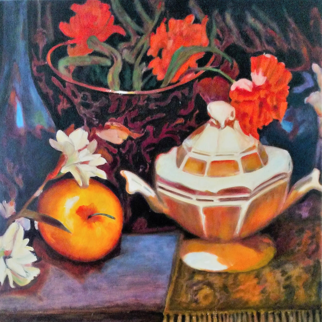 James Bassfield Title: Still Life