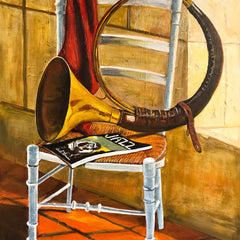 James Bassfield Title: Sweet Horn
