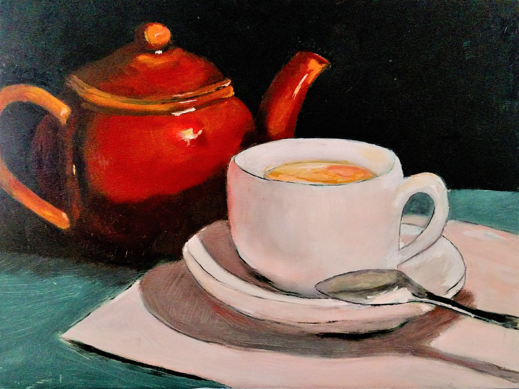 James Bassfield Title: Tea