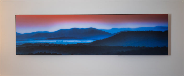 Ring, Joseph Title:  Blue Ridge Dawn