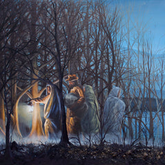John Price Title: Harriet Tubman Into The Darkness