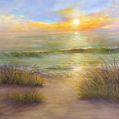 Bonnie Jordan Title: Golden Sunrise
