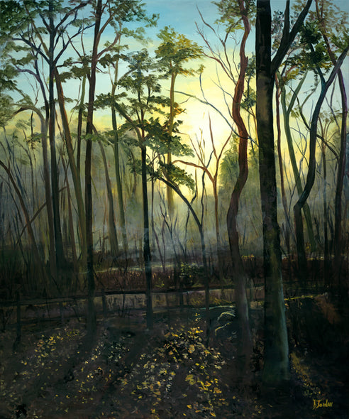 Bonnie Jordan Title: Morning Mist