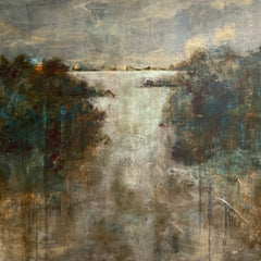 Fritz, Julie Plunkett Title: James River Twilight