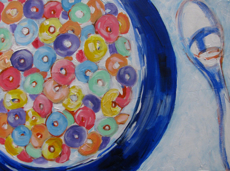 Dee Justin Title: Fruit Loops