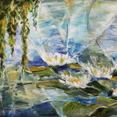 Kay Krapfl Title: Waterlily