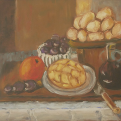 Kay Shuster Title: Bread and Wine