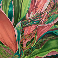 Taylor, Madeline Suzanne Title: Florida Leaves