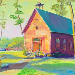 Art for the Journey - Mark Hierholzer   Title:Saint John's Church