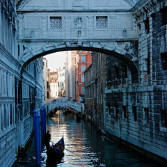 Venice - Bridge of Sighs