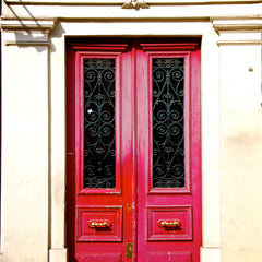 Architectural - Red Door Redux