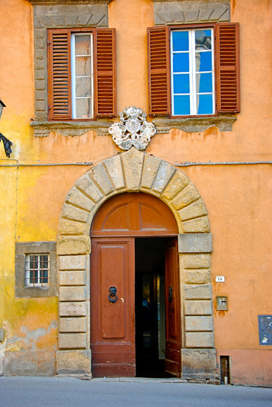 Architectural - Terracotta Entry