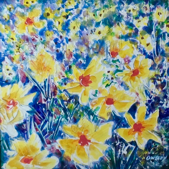 Lowell Owsley Title: Mexican Poppies