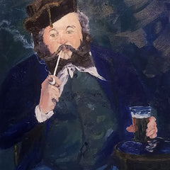 Engel, Michael Title: Le Bon Bock After Manet