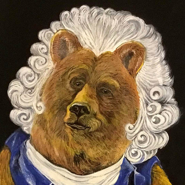 Goodman, Michael Title: Beethoven in a Bear Suit