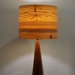 Mike Scribner Title: Wedge Lamp Series 1 No. 3
