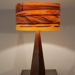 Scribner, Mike Title: Wedge Lamp Series 1 No. 8