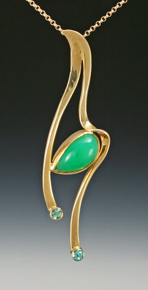 Nell Fredericksen  Title:Nell7 - Necklace