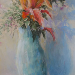 Nancy C Tucker Title: Summer Bouquet