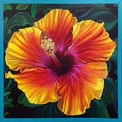 Nancy Jacey Title: Hibiscus