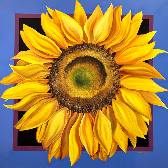 Nancy Jacey Title: Sunflower