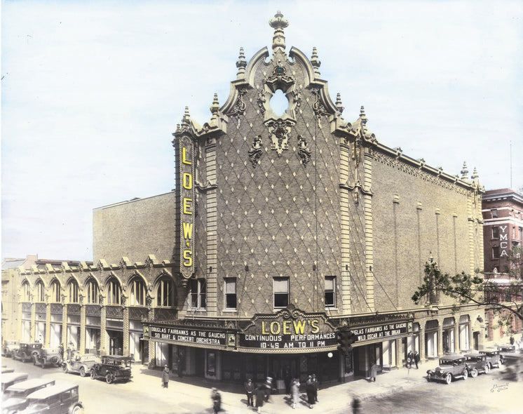 Bock, Susan Title: Loews Theater 1927
