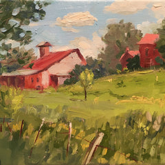 Doug Zeigler Title: Old Rockbridge Place