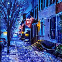 Susan Paavola Title: Old Town Charm