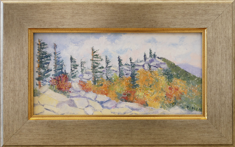 Pauline Ney Title: Autumn on Dolly Sods