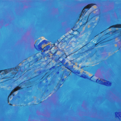 Rebecca Rose Title: Dragonfly