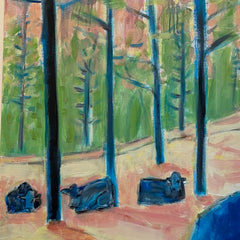 Cary, Susan Title: Four Under the Pines
