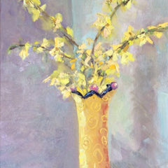 Sally Booth Title: Forsythia