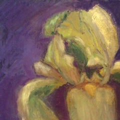 Sally Booth Title: Iris Yellow
